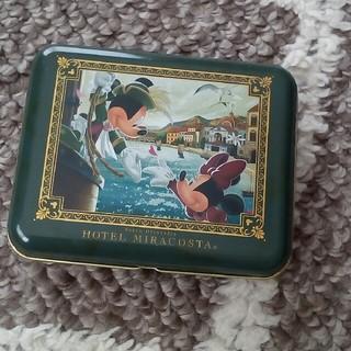 Disney - 東京ディズニーシー ホテルミラコスタ アメニティ缶