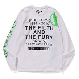 NEIGHBORHOOD - 希少XXL vlone NEIGHBORHOOD ロンT