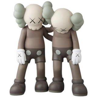 MEDICOM TOY - KAWS ALONG THE WAY BROW カウズ メディコムトイ