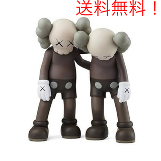MEDICOM TOY - KAWS ALONG THE WAY BROWN