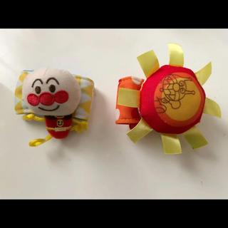 アンパンマン ベビー用おもちゃ(がらがら/ラトル)