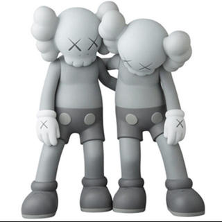 最安値 定価以下 KAWS ALONG THE WAY GREY