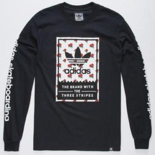 アディダス(adidas)のアディダス  アメリカ限定ロンT(Tシャツ/カットソー(七分/長袖))