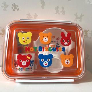 ミキハウス(mikihouse)のMIKI HOUSE 食器セット(離乳食器セット)