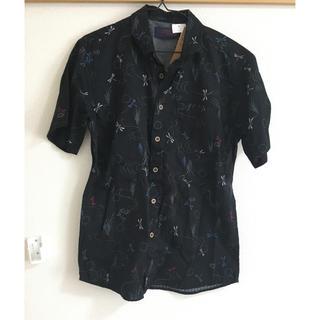 シマムラ(しまむら)のタグ付き新品 シャツ トンボ(シャツ)