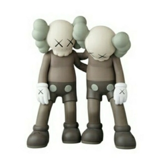 KAWS ALONG THE WAY