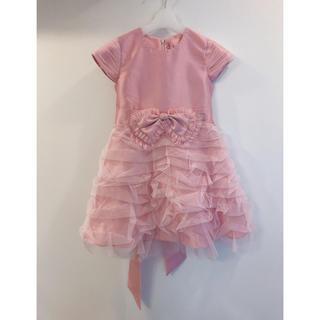236dd95decad7 バービー(Barbie)のBarbie ピンクドレス 120サイズ(ドレス フォーマル)