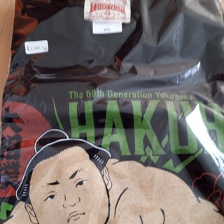 白鵬Tシャツ XXL(相撲/武道)
