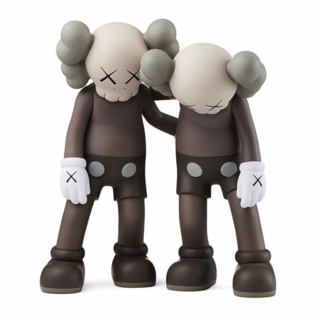 MEDICOM TOY - 【新品未開封】 KAWS ALONG THE WAY BROWN ブラウン