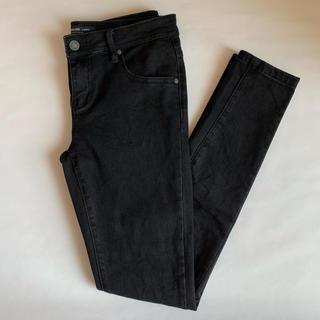 ザラ(ZARA)の美品♥ブラックスキニーパンツ♥サイズ27♥ZARA系 スキニージーンズ(スキニーパンツ)