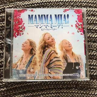 マンマ・ミーア!  サウンドトラックCD(映画音楽)