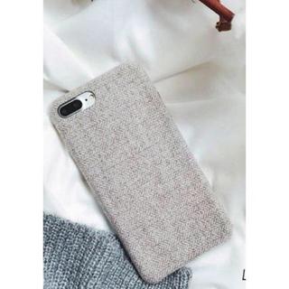 【在庫一掃セール】ウール フランネル iPhone6(F203)