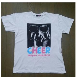 チアー(CHEER)のCHEER   JUNIOR   半袖Tシャツ Lサイズ(Tシャツ/カットソー)