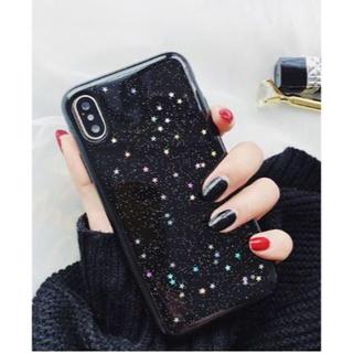 キラキラ星 ラメ輝く iPhone6 (F205)