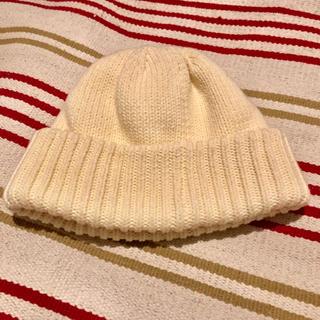 ワンエルディーケーセレクト(1LDK SELECT)の【crepuscule】knit cap(ニット帽/ビーニー)