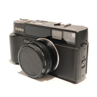 KONICA MINOLTA - フィルムカメラ Konica HEXAR 35mm F2.0 ブラック 動作品