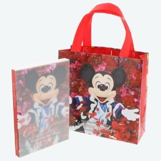 ディズニー(Disney)のイマジニングザマジック 写真集 バッグ付き(アート/エンタメ)