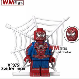 MARVEL - LEGO ミニフィグ 互換品 マーベル スパイダーマン 送料