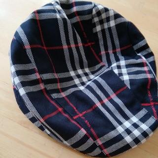 バーバリー(BURBERRY)のBURBERRYハンチング帽子(ハンチング/ベレー帽)