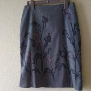 シネカノン(Sinequanone)の再お値下げ♥Sinequanone♥PARISスカート(ひざ丈スカート)