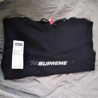 Supreme - Supreme Zip Pouch Hooded Sweatshirt Mサイズ