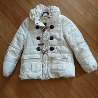 ブランシェス(Branshes)の白いコート 140cm(コート)