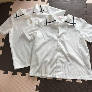 ユキトリイインターナショナル(YUKI TORII INTERNATIONAL)のトリイユキ 半袖ブラウス 120(ブラウス)