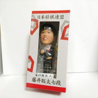 900個限定 藤井聡太 ボブルヘッド(囲碁/将棋)