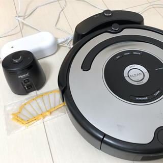 iRobot - 動作確認・清掃済 中古ルンバ 11年製