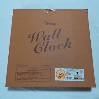 ディズニー(Disney)のディズニー チップ&デール ウォールクロック 掛け時計(掛時計/柱時計)