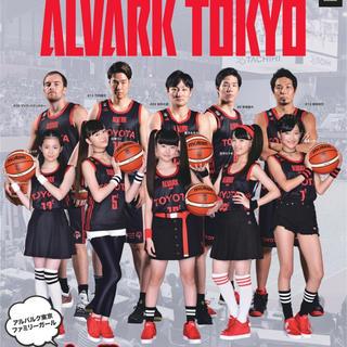 3/24 アルバルク東京 magical2(バスケットボール)