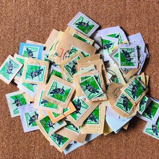 使用済切手 ヤマセミ80円×150枚(使用済み切手/官製はがき)