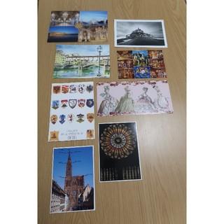 ヨーロッパのポストカード(写真/ポストカード)