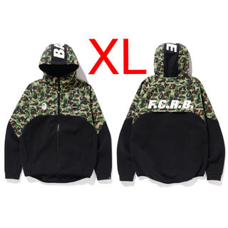 A BATHING APE - XL BAPE × FCRB ベンチレーション