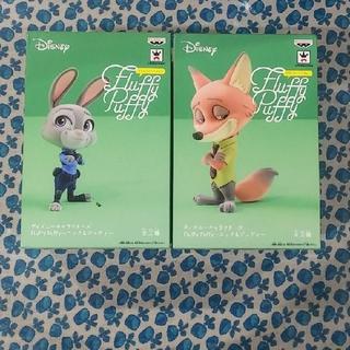 Disney - ディズニーキャラクターズ fluffy Puffy ニック&ジュディ set