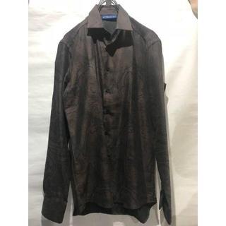 エトロ(ETRO)のEtro Point-collar paisley-print cotton (シャツ)
