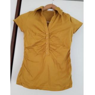 アストリアオディール(ASTORIA ODIER)のスキッパーカラーシャツ(シャツ/ブラウス(半袖/袖なし))