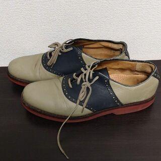 コールハーン(Cole Haan)のCOLE HAAN 靴 シューズ サイズ 8 1/2D多分26.5cm位(ドレス/ビジネス)