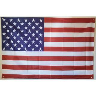 アメリカ 国旗 星条旗 アメリカ雑貨 フラッグ バナー タペストリー(その他)
