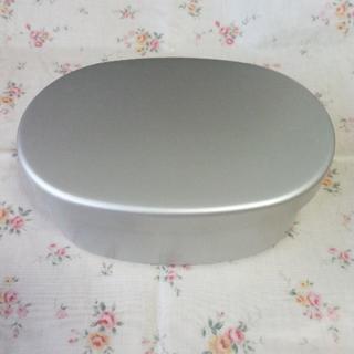 ムジルシリョウヒン(MUJI (無印良品))の無印良品⭐アルミ弁当箱・小(弁当用品)