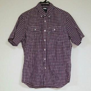 エフティーシー(FTC)のFTC 半袖 チェックシャツ(シャツ)