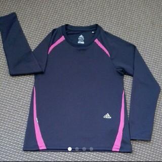 アディダス(adidas)のアディダス adidas 長袖 Tシャツ (Tシャツ(長袖/七分))