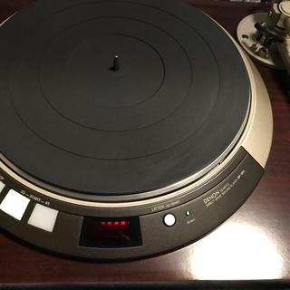 デノン(DENON)の美品 整備済 レコードプレーヤー デノン DP-55L (ターンテーブル)