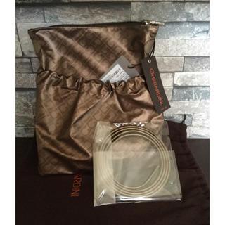 ゲラルディーニ(GHERARDINI)の新品ゲラルディーニショルダー 保存袋付き(ショルダーバッグ)