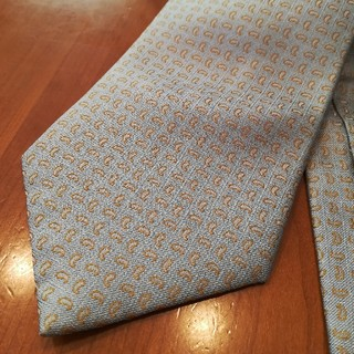 エンリココベリ(ENRICO COVERI)の✨ENRICO COVERI エンリコ コベリ シルバー色系イタリア製のネクタイ(ネクタイ)