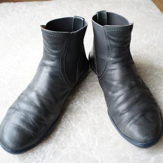 トリッペン(trippen)のTrippen トリッペン ブーツ ネイビー 42 (ブーツ)