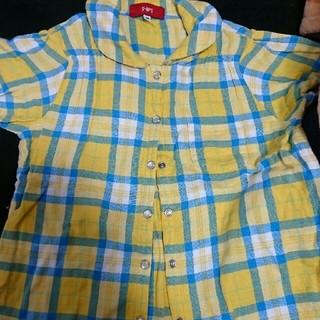 シップス(SHIPS)のSHIPS 女の子 半袖カットソー120センチ 夏服(Tシャツ/カットソー)