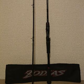 シマノ(SHIMANO)のSHIMANO ZODIAS 160MH-2 ゾディアス(ロッド)