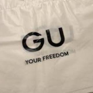 ジーユー(GU)のGU ショッパー 10枚500円(ショップ袋)