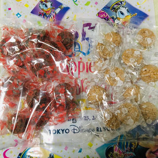 ディズニー(Disney)のディズニー チョコレートクランチ ミルク16個(菓子/デザート)